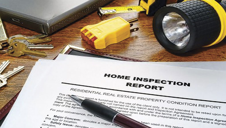 home-inspection-paperwork