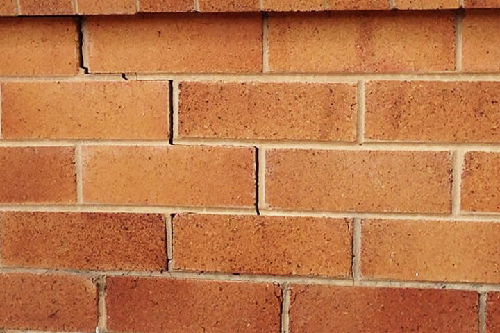 Issues with brick veneer home inspection alabama for What is brick veneer house