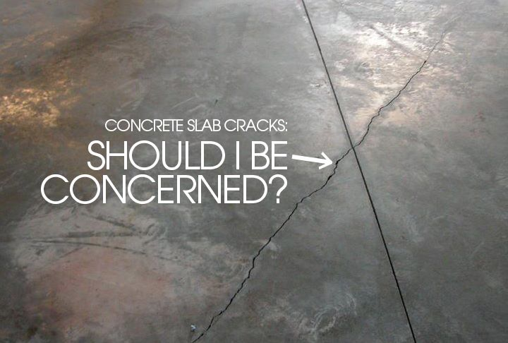 how to repair hairline cracks in concrete foundation