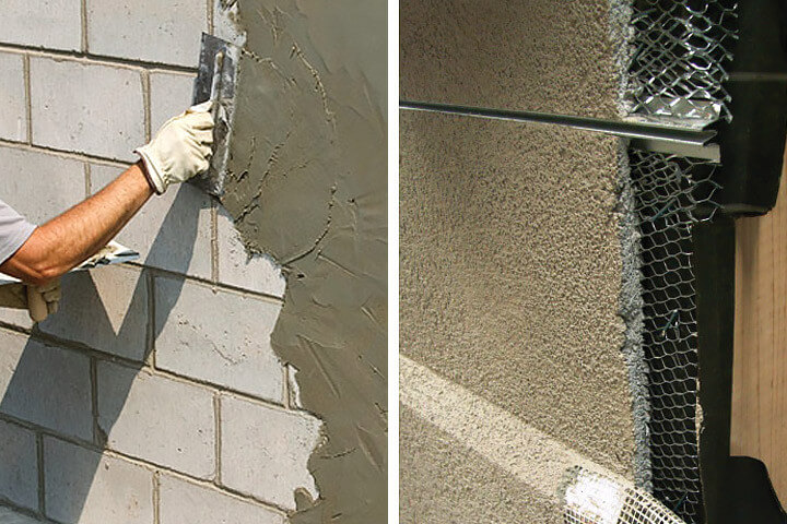 EIFS and Stucco Problems