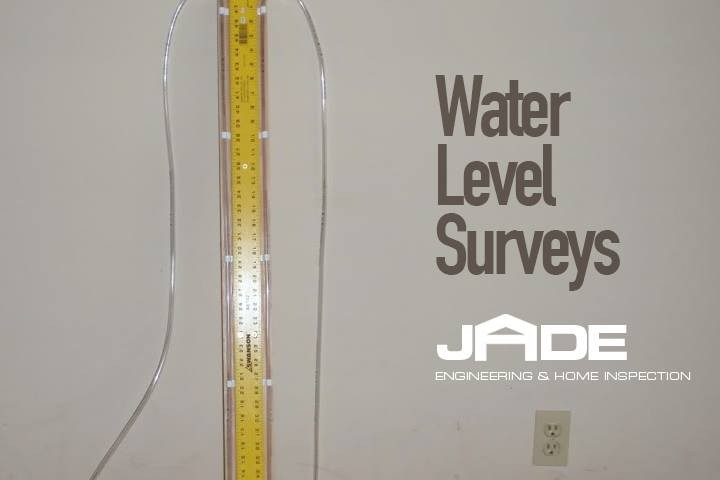 water level surveys