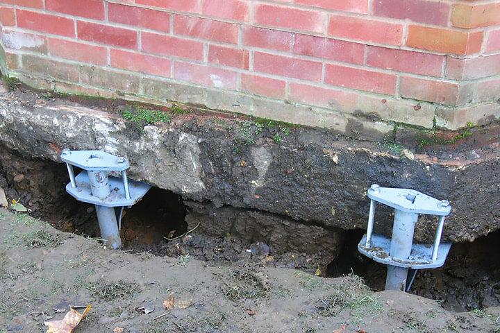 Foundation Underpinning Repair Unnecessary Alabama