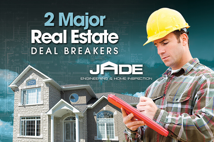 Two Major Real Estate Deal Breakers