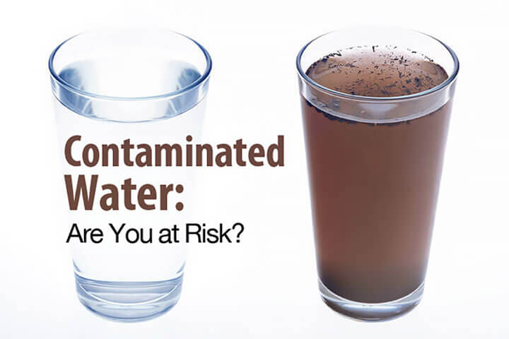 Contaminated Water
