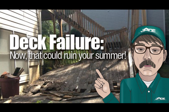 Deck Failure
