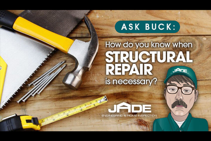 when is structural repair necessary