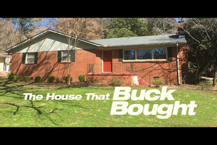 the house that buck bought